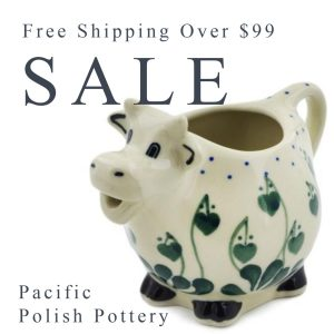 Polish Pottery Sale